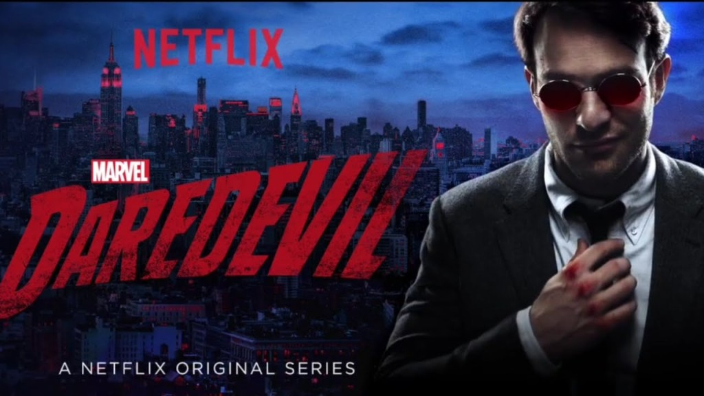 Netflix Original Daredevil Poster